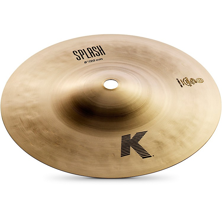 Zildjian K Splash Cymbal  8 in.