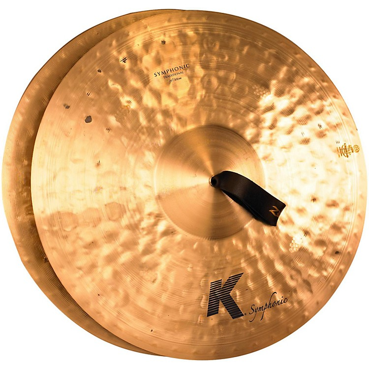 ZildjianK Symphonic Orchestral Crash Cymbal Pair19 in.