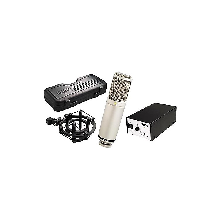Rode MicrophonesK2 Variable-Pattern Tube Microphone