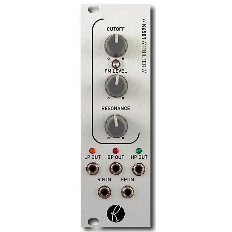 Kilpatrick AudioK6501 PHILTER Eurorack Multi-Mode Filter