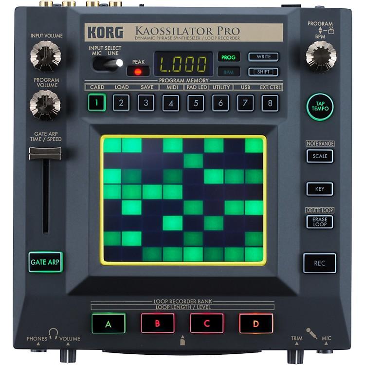KorgKAOSSILATOR PRO - Dynamic Phrase Synth/Loop Recorder