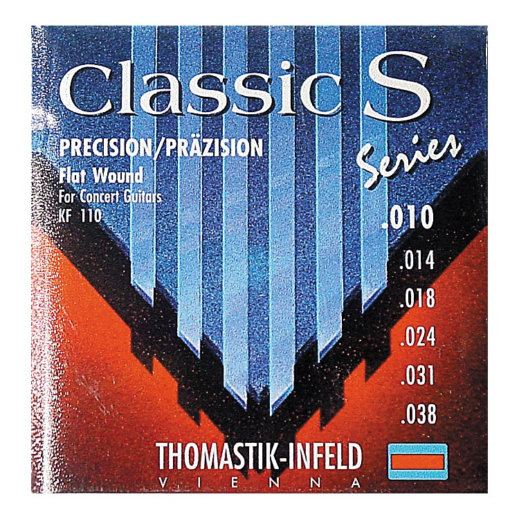 ThomastikKF110 S Series Classical Light Flat Wound