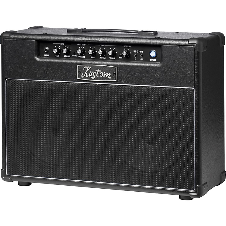 KustomKG210FX 20W 2x10 Guitar Combo Amp with Digital Effects