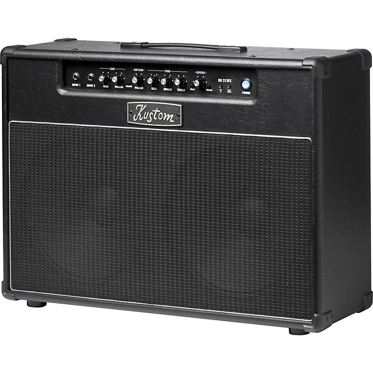 Kustom KG212FX 30W 2x12 Guitar Combo Amp with Digital Effects