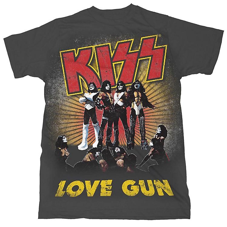 FEA MerchandisingKISS - Love Gun T-Shirt