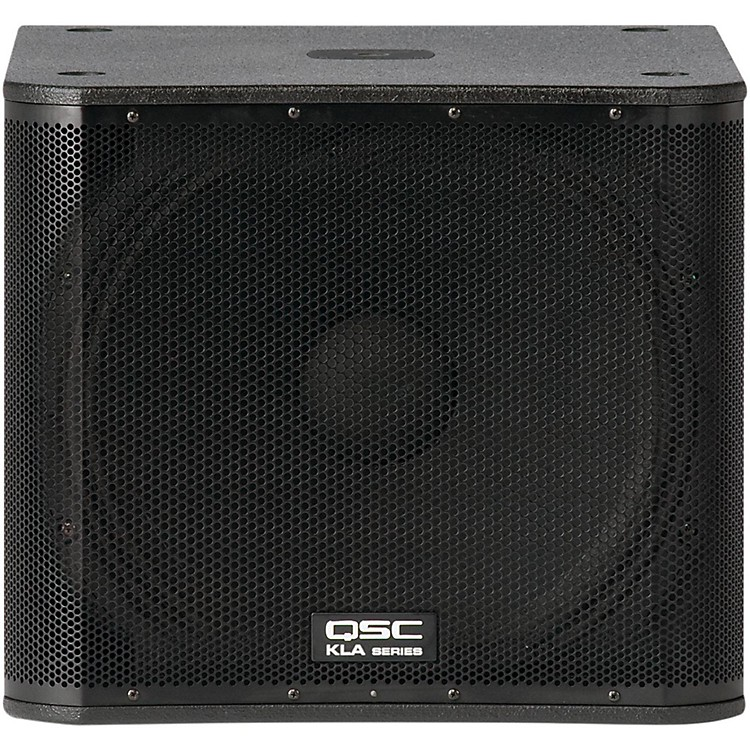 QSC KLA181 Active Line Array Subwoofer Black