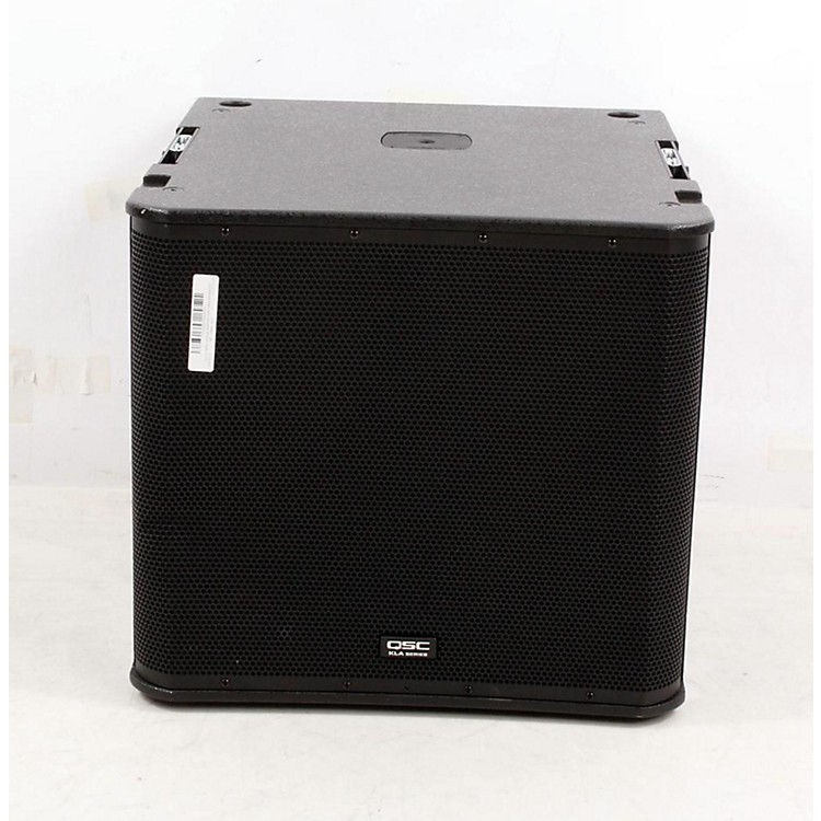 QSC KLA181 Active Line Array Subwoofer Black 888365036274