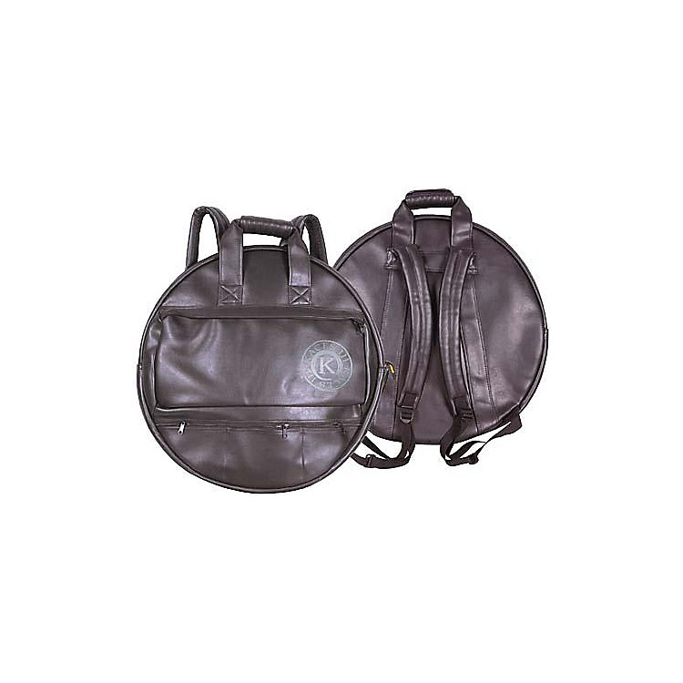 Kaces KLCBP-10 Not Leather Cymbal Bag