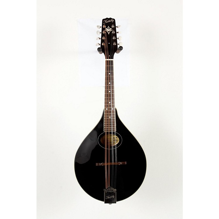 Kentucky KM-174 Standard A-model Mandolin with Oval Soundhole Traditional Sunburst 888365131139