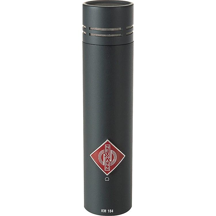 NeumannKM 184 Small Diaphragm Condenser MicrophoneMatte Black