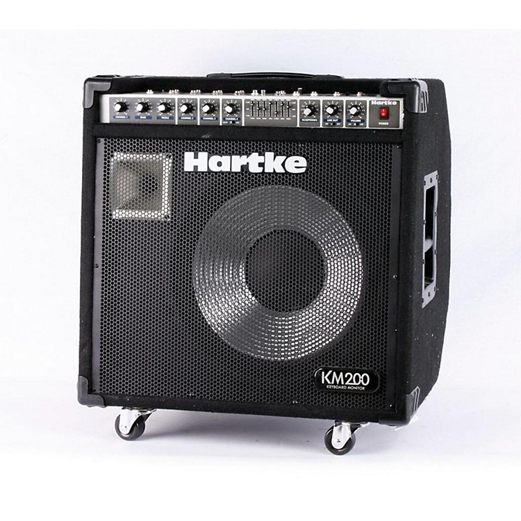 Hartke KM200 Keyboard Amp Black 886830773051