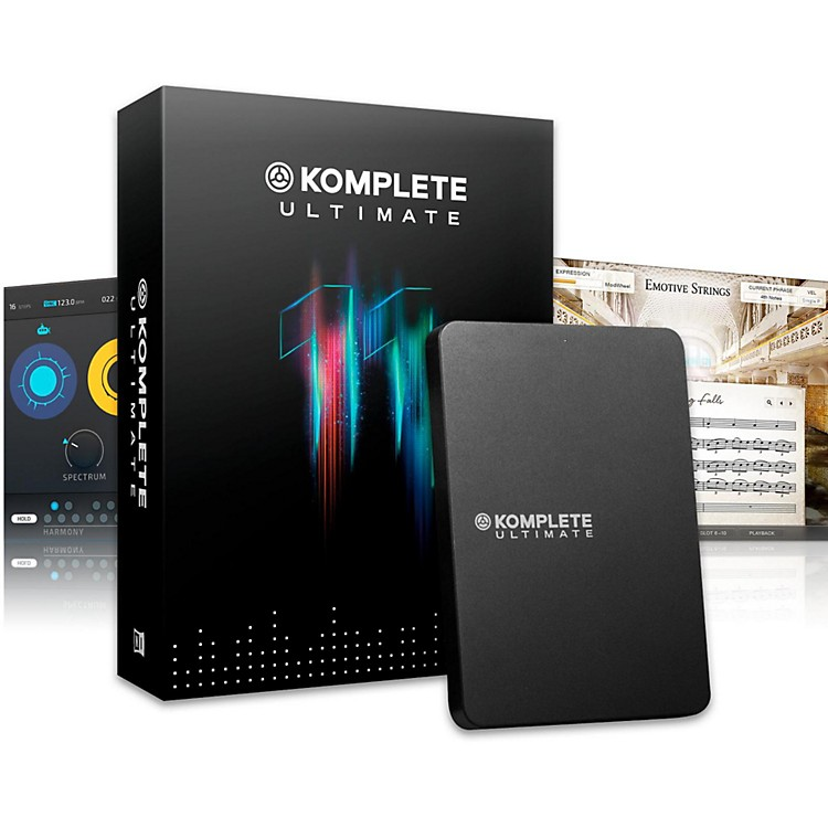 Native InstrumentsKOMPLETE 11 ULTIMATE Upgrade from KOMPLETE SELECT