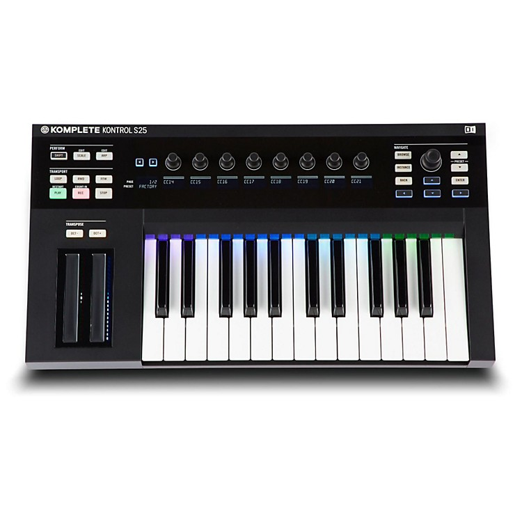 Native InstrumentsKOMPLETE KONTROL S25 Keyboard Controller