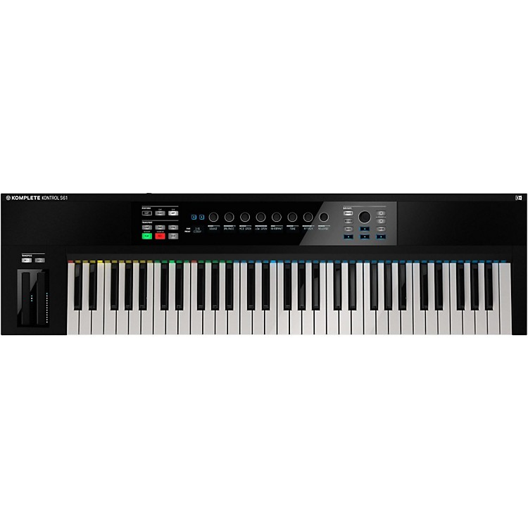 Native InstrumentsKOMPLETE KONTROL S61 Keyboard Controller