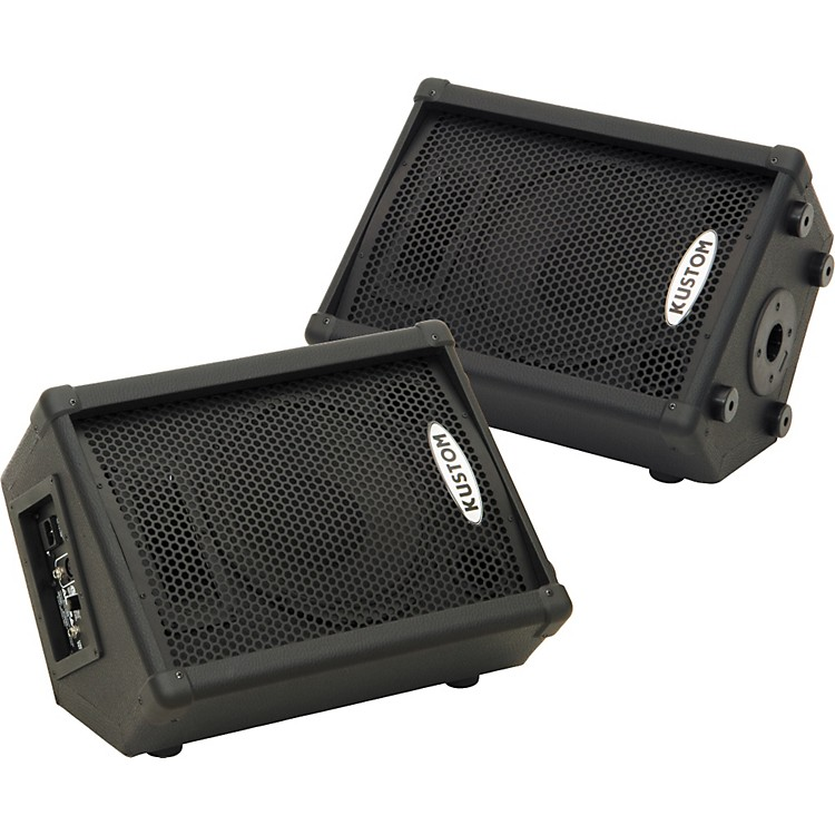 Kustom KPC10MP Powered Speaker Pair