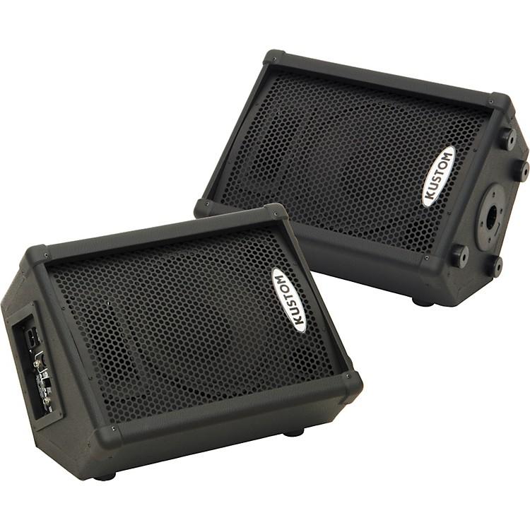 Kustom PAKPC10MP Powered Speaker Pair