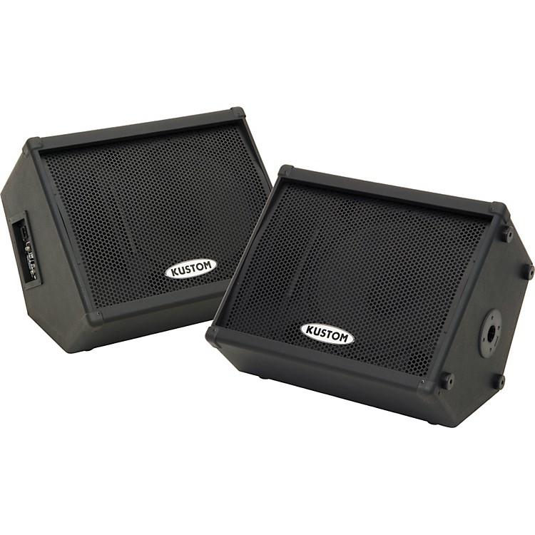 Kustom PAKPC15MP Powered Speaker Pair