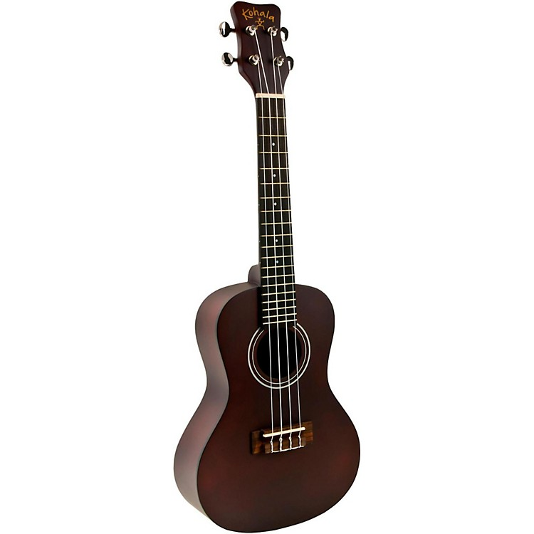 Kohala KPP-C Concert Ukulele Player Pack Natural