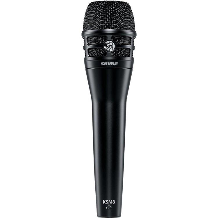 ShureKSM8 Dualdyne Dynamic Handheld Vocal MicrophoneBlack