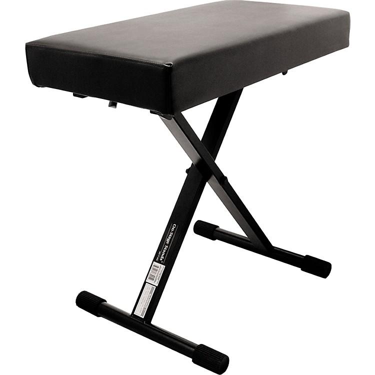 On-Stage StandsKT7800+ Keyboard Bench