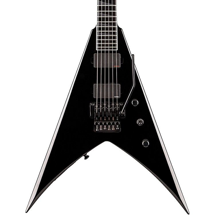 Jackson KVMG Pro V King Electric Guitar Black