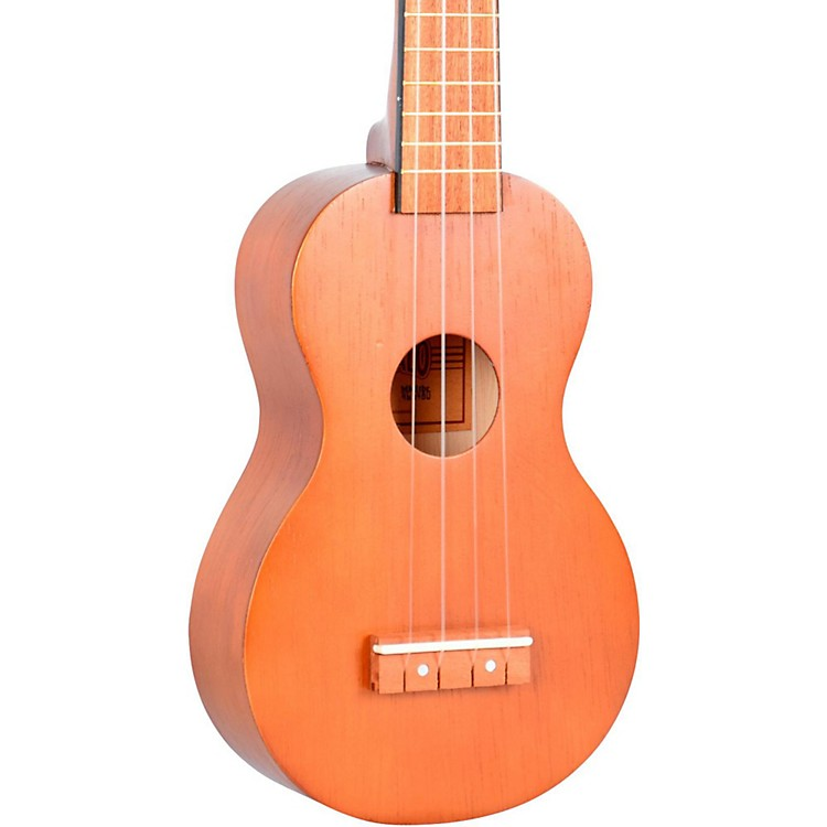 Mahalo Kahiko Series MK1 Soprano Ukulele Transparent Brown