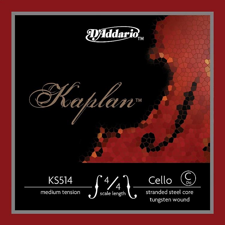 D'AddarioKaplan 4/4 Size Cello Strings