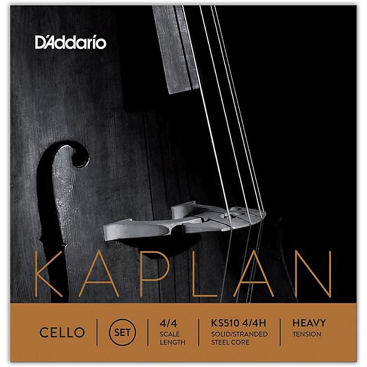 D'AddarioKaplan 4/4 Size Cello Strings4/4 Size Heavy