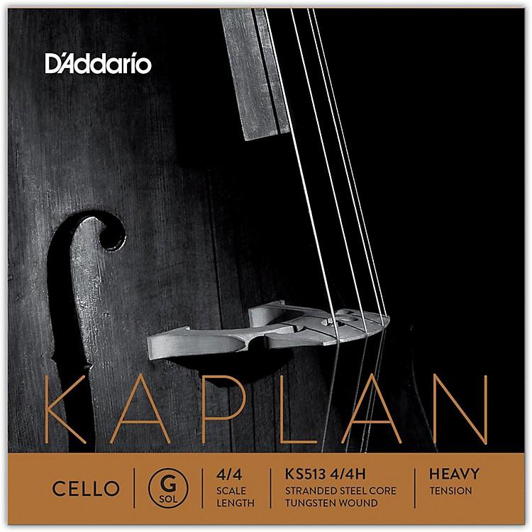 D'AddarioKaplan Series Cello G String4/4 Size Heavy