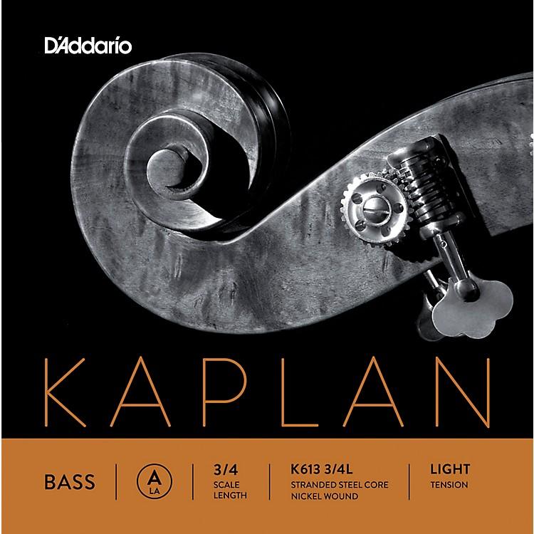D'AddarioKaplan Series Double Bass A String3/4 Size Light