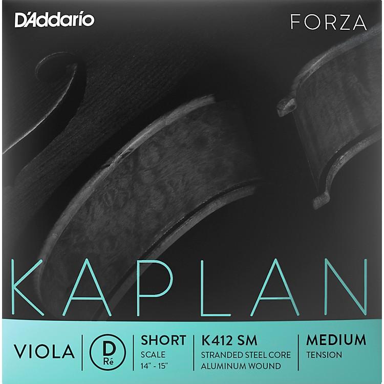 D'AddarioKaplan Series Viola D String13-14 Short Scale