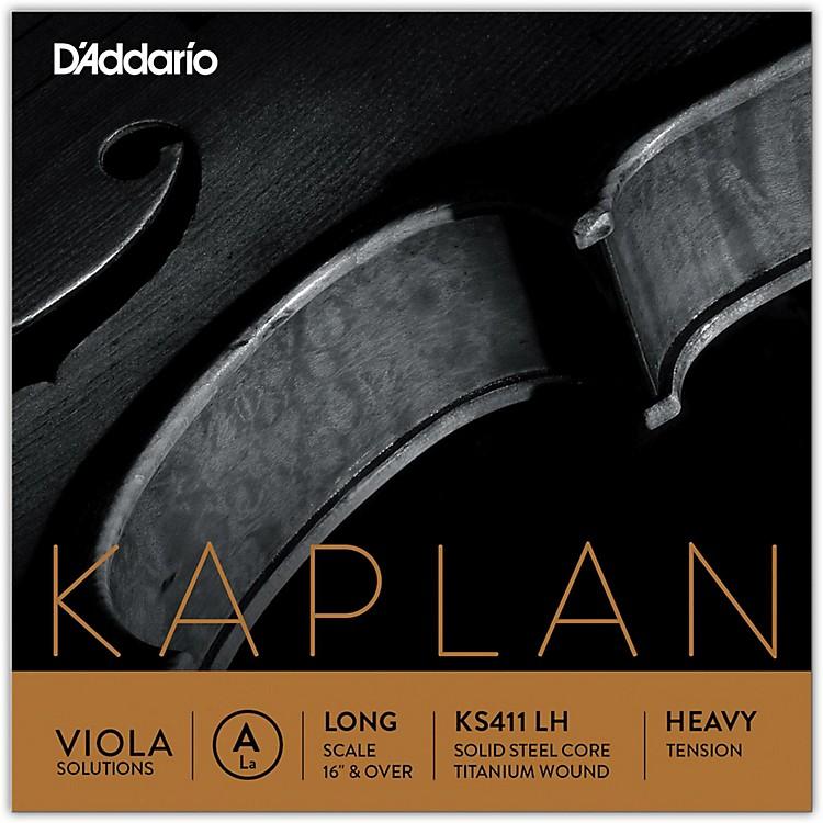 D'AddarioKaplan Solutions Series Viola A String16+ Long Scale Heavy