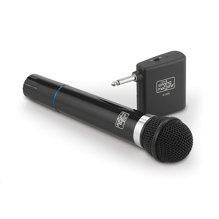 The Singing MachineKaraoke Wireless Microphone