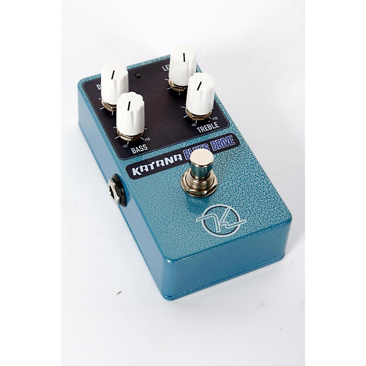 KeeleyKatana Blues Drive Guitar Effects Pedal888365737980