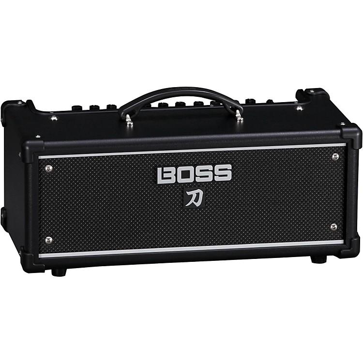 BossKatana KTN-Head 100 W Guitar Amplifier HeadBlack