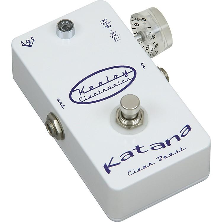 KeeleyKatana Pre Amp Guitar Effect Pedal