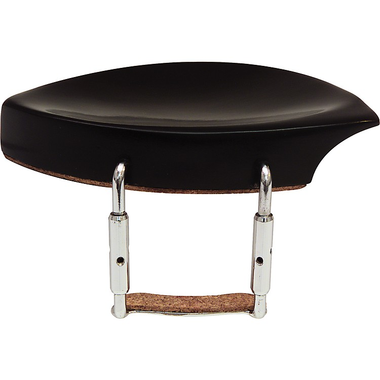 The String Centre Kaufman Chinrest Ebony 4/4 Size