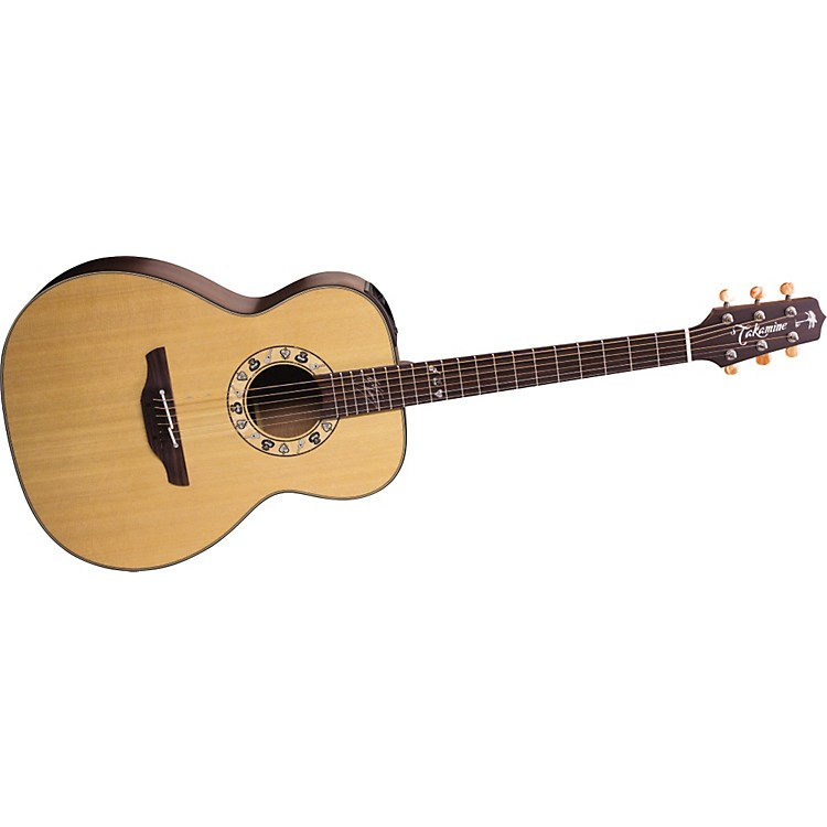 TakamineKenny Chesney KC70 NEX Acoustic-Electric GuitarSatin Natural