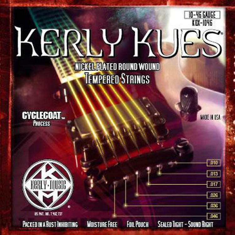 Kerly MusicKerly Kues Nickel Wound Electric Guitar Strings Medium