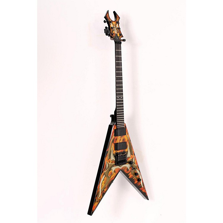 B.C. Rich Kerry King V2 Generation Electric Guitar  888365009704