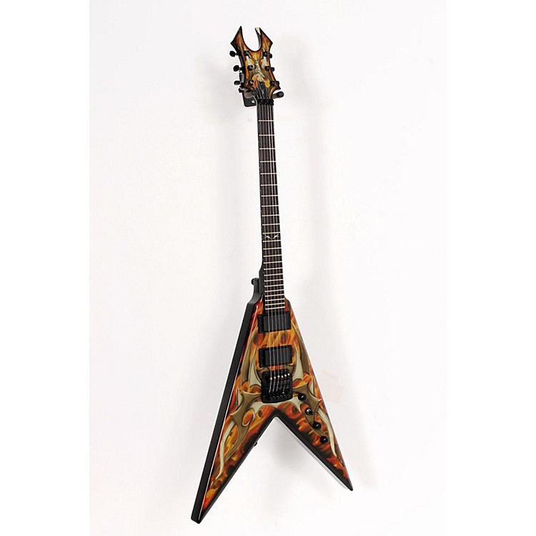 B.C. Rich Kerry King V2 Generation Electric Guitar Regular 886830981999