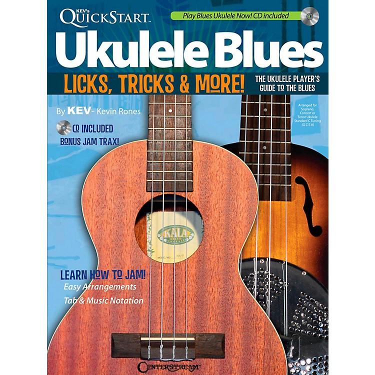 Centerstream PublishingKev's QuickStart Ukulele Blues Book/CD