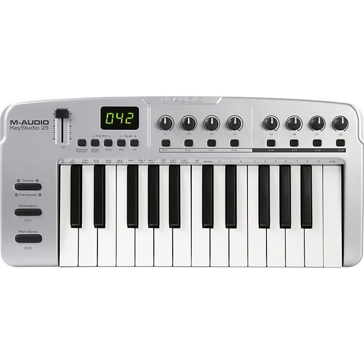 M-AudioKeyStudio 25 MIDI Controller