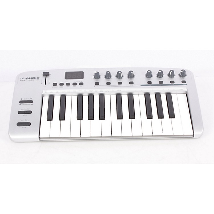 M-Audio KeyStudio 25 MIDI Controller  886830297038