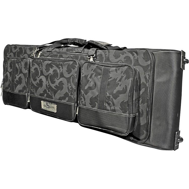 GigSkinz88-Key Keyboard Bag with Wheels