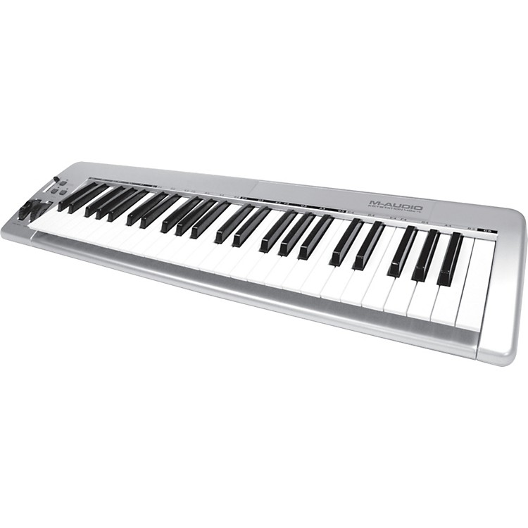 M-AudioKeystation 49e USB MIDI Controller Keyboard