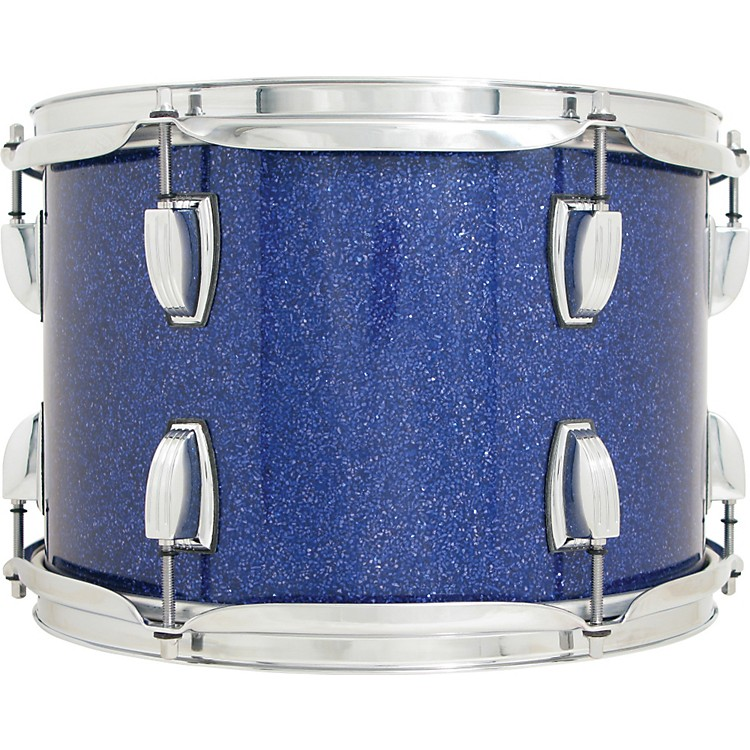 Ludwig Keystone 4-Piece Drum Shell Pack Deep Blue