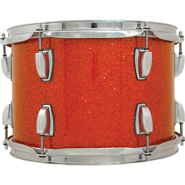 Ludwig Keystone 4-Piece Rock Drum Shell Pack