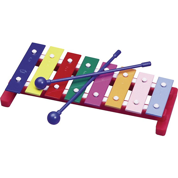 HohnerKids Colorful Glokenspiel with MalletsOne Octave