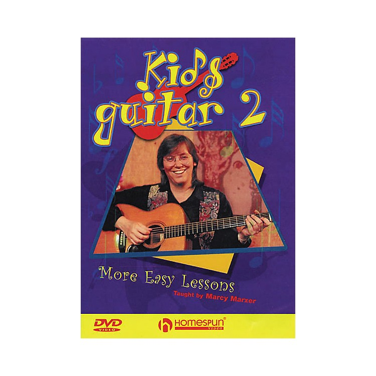 Homespun Kids' Guitar 2 (DVD)